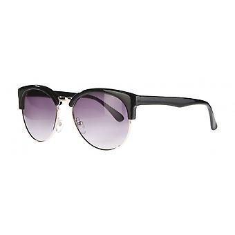نظارات شمسية Unisex Cat.2 أسود / دخان (AML19016 A)