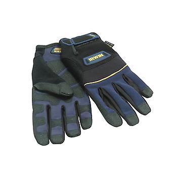アーウィン頑丈なジョブサイト手袋 - 大型IRW10503826