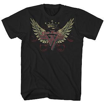 Van Halen T Shirt Wings Logo Van Halen Shirt