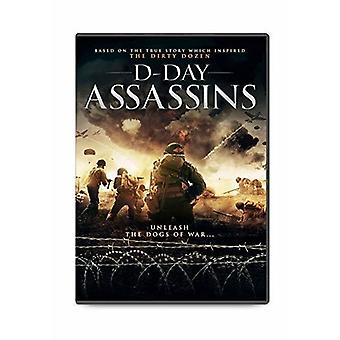 D-Day Assassins [DVD] USA import
