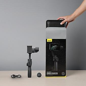 3-axis Handheld Gimbal Stabilizer For Smartphones With Battery Capacity: