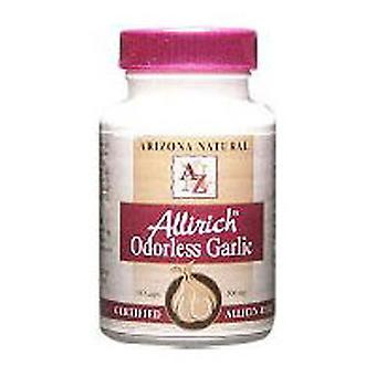 Arizona Natural Products Allirich Odorless Garlic, 500 mg, 250 Caps
