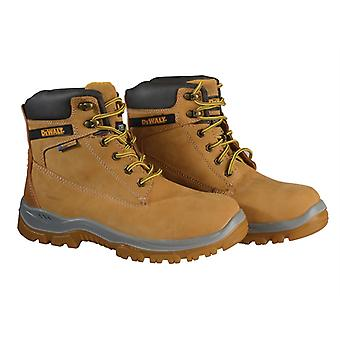 DEWALT Titanium S3 Safety Wheat Boots UK 6 Euro 39/40 DEWTITAN6H