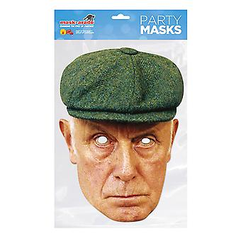 Mask-arade Richard Wilson Celebrities Party Mask