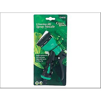 Green Blade ABS Spray Nozzle 9 Function BB-GA050