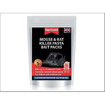 Rentokil Mouse & Rat Killer Pasta Bait x 5 FMR51