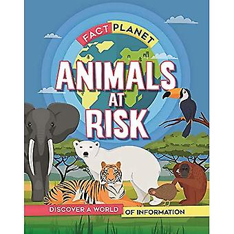 Fact Planet: Animals at Risk (Fact Planet)