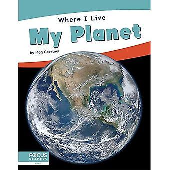 Where I Live: My Planet