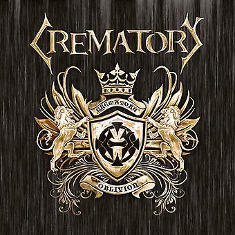 Crematory - Oblivion [CD] USA import