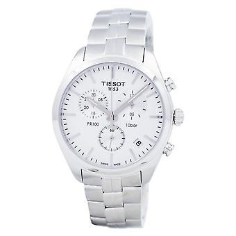 Tissot Pr 100 Quartz Chronograph T101.417.11.031.00 T1014171103100 Men's Watch