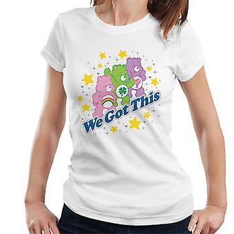 Care Bears Dela Bear Vi fick denna kvinnor & apos, s T-shirt