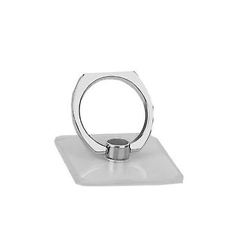 شفاف مربع الهاتف خاتم قوس مربع حامل الهاتف