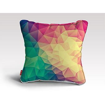 Color bomb 3 cushion/pillow