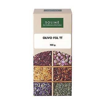 Olive leaves herbal tea cut 100 g