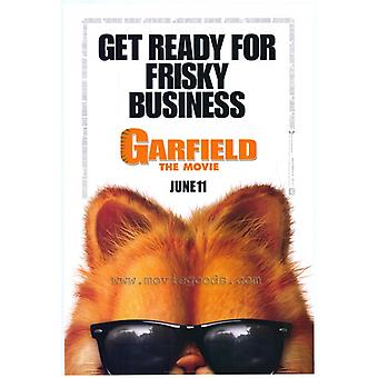 Garfield Movie Poster Print (27 x 40)