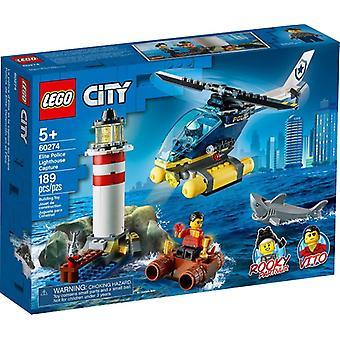 LEGO 60274 اعتقال المنارة شرطة النخبة