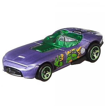 Hot Wheels Teenage Mutant Ninja Turtles - Donatello
