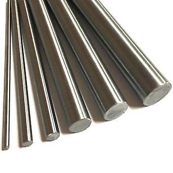304 Stainless Steel Linear Shaft Metric Round Bar Rods