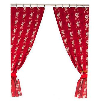 Liverpool FC Crest Curtains