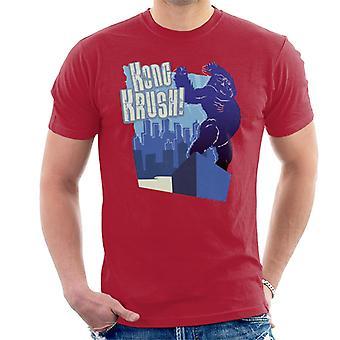 King Kong Krush Men's T-Shirt