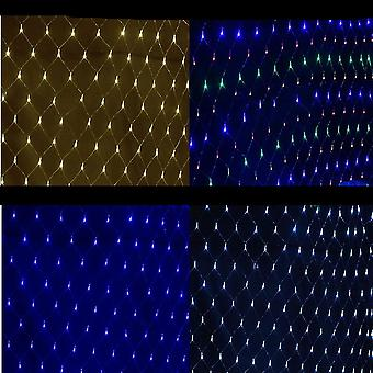 Net Led String Lights, 8-modes Festival Decoration