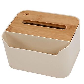 Držák tissueboxu s úložným prostorem