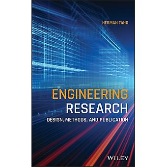 Engineering Research by Herman Tang