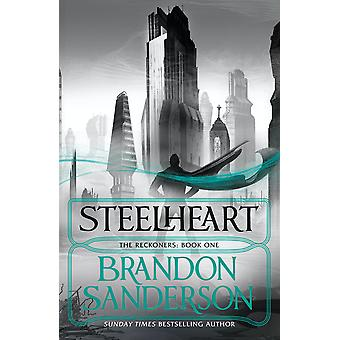 Steelheart (The Reckoners) Paperback - 25 sep. 2014