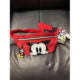 Mickey Mouse Chest Bag, And, Large-capacity Belt Bags, Cartoon Handbag