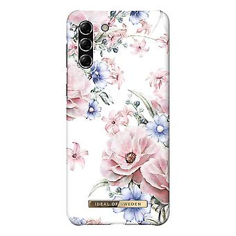 iDeal Of Sweden Samsung Galaxy S21 Plus Shell - Floral Romance