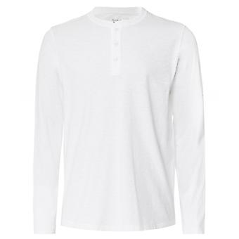 Hartford Long Sleeve Henley T-Shirt