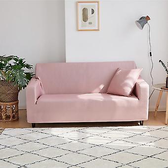 Wohnzimmer Polyester moderne elastische Ecke Couch Abdeckung