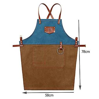 Fashion Canvas Kitchen Apron