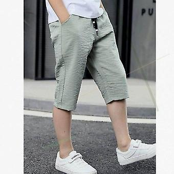 Chlapecké kalhoty Letní děti Délka kolena