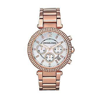 Michael Kors MK5491 Ladies' Parker Chronograph Watch