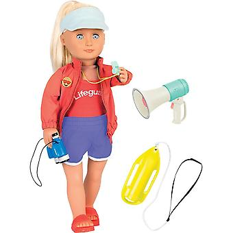 Our generation seabrook professional doll