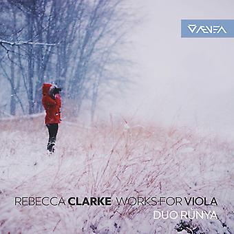 Clarke / Bonatesta / Bonatesta / Campagna - werkt voor Viola [CD] USA import