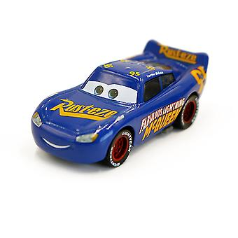 Cars 3 Champion Mcqueen Black Storm Jackson Racer Alloy Model Toy