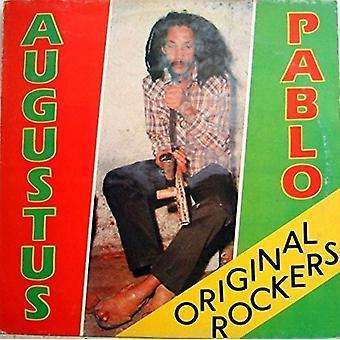 Augustus Pablo - oprindelige Rockers [CD] USA import