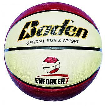 Baden Basketball Kumipallo Enforcer Tan & Cream - Koko 7