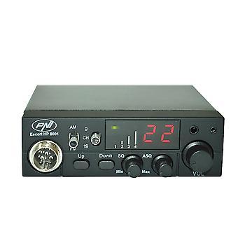 Kit CB CBI ESCORT HP 8001L ASQ + Têtes HS81L + CB PNI Extra 45 antenne aimantée