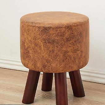 Schuh Hocker & Haushaltstür Tuch Kunst Bank Vogue Wohnzimmer Sofa