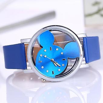 Przezroczysty zegarek dla dzieci