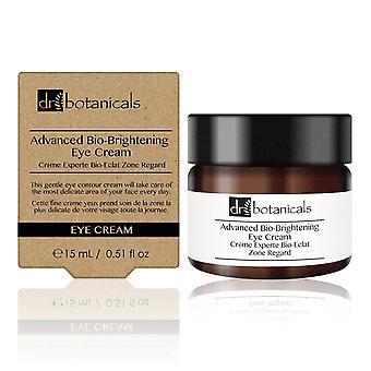 Advanced bio-brightening eye cream