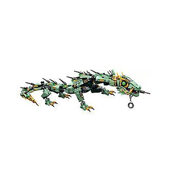 Green Dragon Movie Tal Model Byggesten