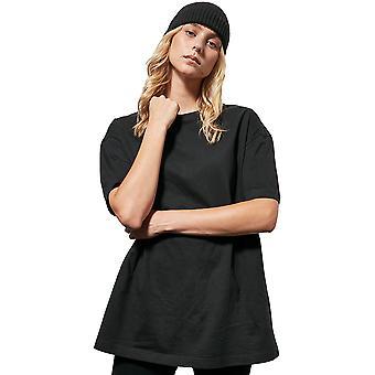Cotton Addict Womens Oversized Boyfriend Casual T Shirt