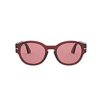 Persol 0PO3230S Brille, Burdeos/Violetta Pfahl, 52 Unisex-Erwachsene
