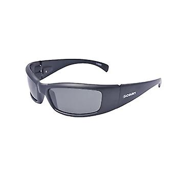 Ocean Sunglasses Mundaka, Polarized Sunglasses, Frame: Matt Black, Lenses: Smoke, 11500.0
