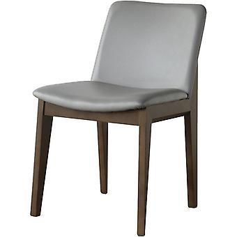 Solid Ash Wood Coffee Chair