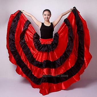 Flamenco Costume Dance Skirt